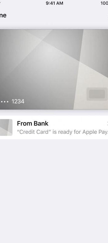 банк одобрил Apple Pay