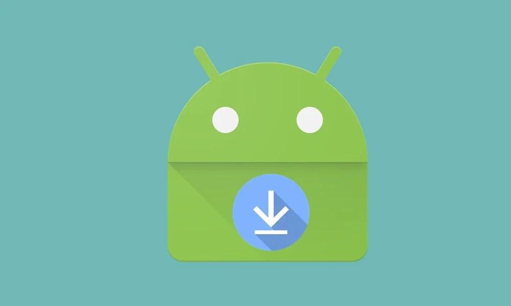 скачанные файлы android