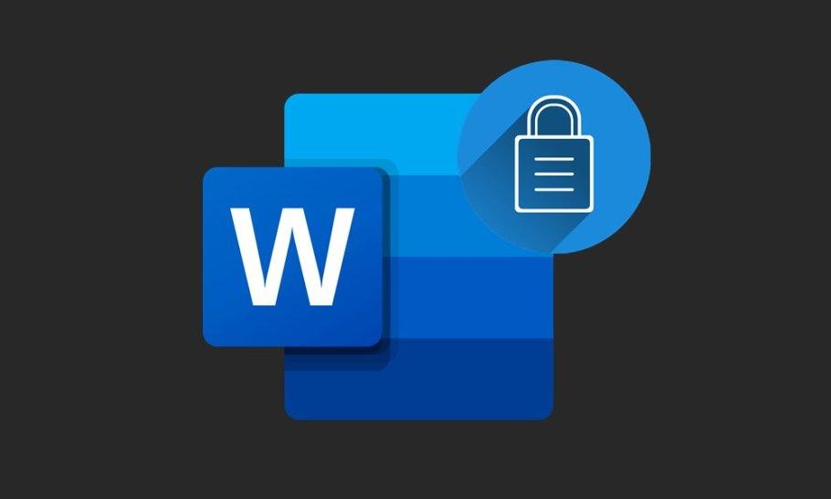 şifre korumalı kelime belgesi