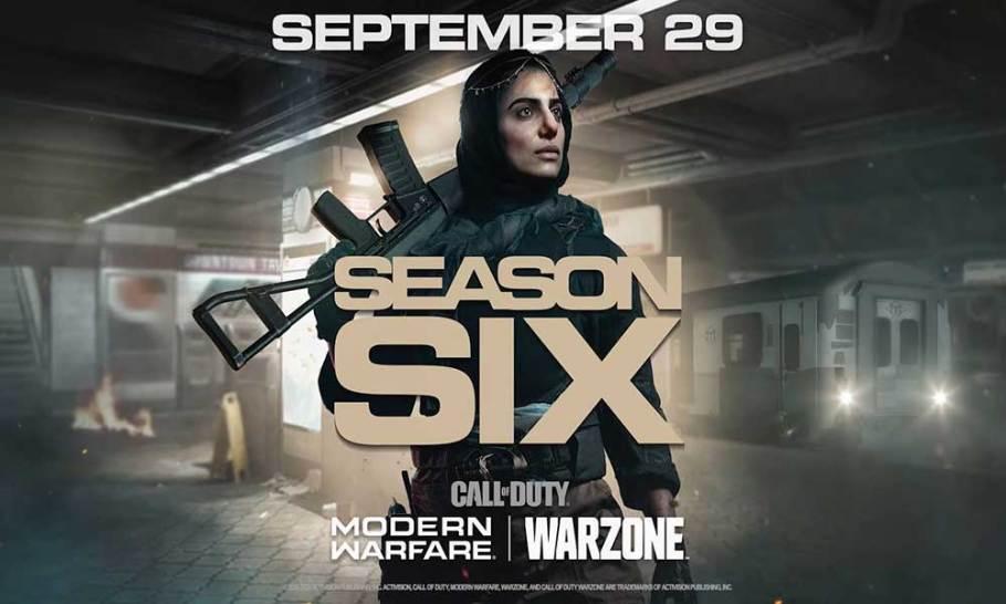 Call of Duty Sezon 6 Güncellemesi Çok Fazla Kez Çökmeye Neden Oluyor