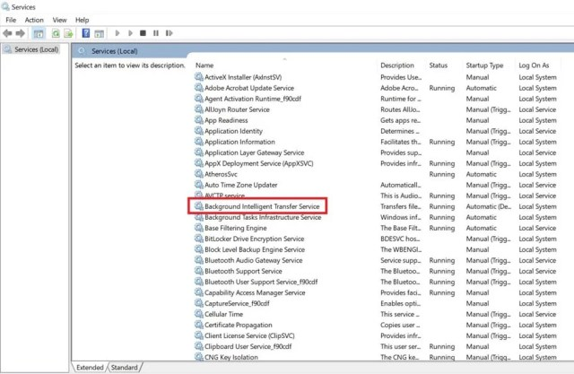 Fix error 2149842967 Update Not Installed Windows OS