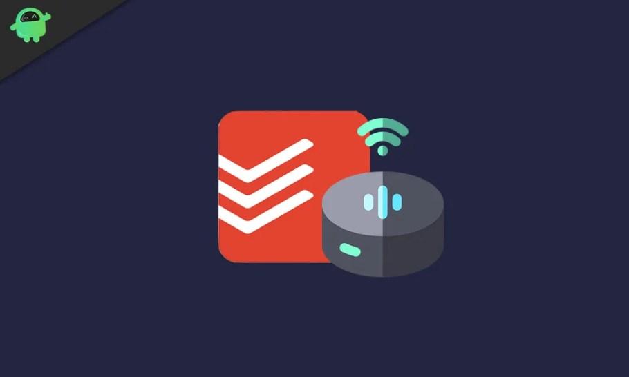 Amazon Alexa veya Google Assistant Nasıl Bağlanır |  Todoist