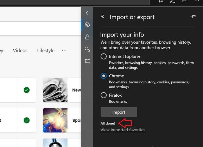 Chrome Şifrelerini Microsoft Edge ve Firefox Arasında Nasıl Paylaşın?
