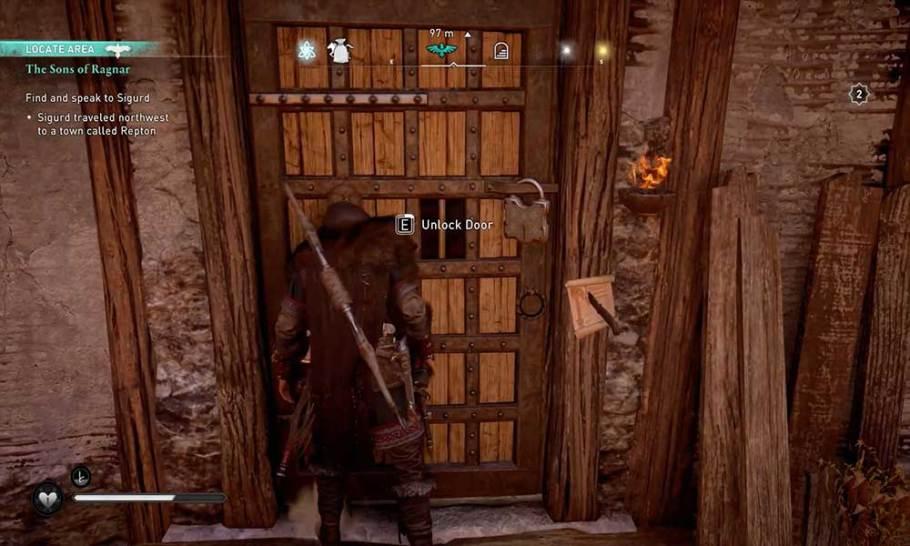 AC Valhalla'da Repton Ev Anahtarı Nasıl Alınır