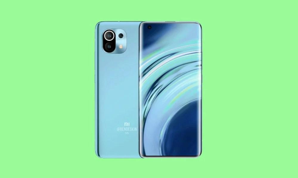 Конвертировать китайский Xiaomi Mi 11