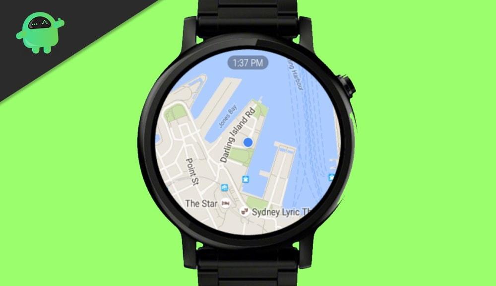 Как исправить, если Google Assistant показывает неправильное местоположение на WearOS