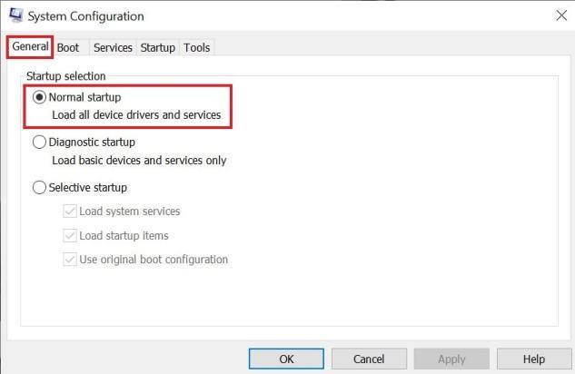 установите Windows 10 на нормальный запуск и исправьте ошибку режима полета