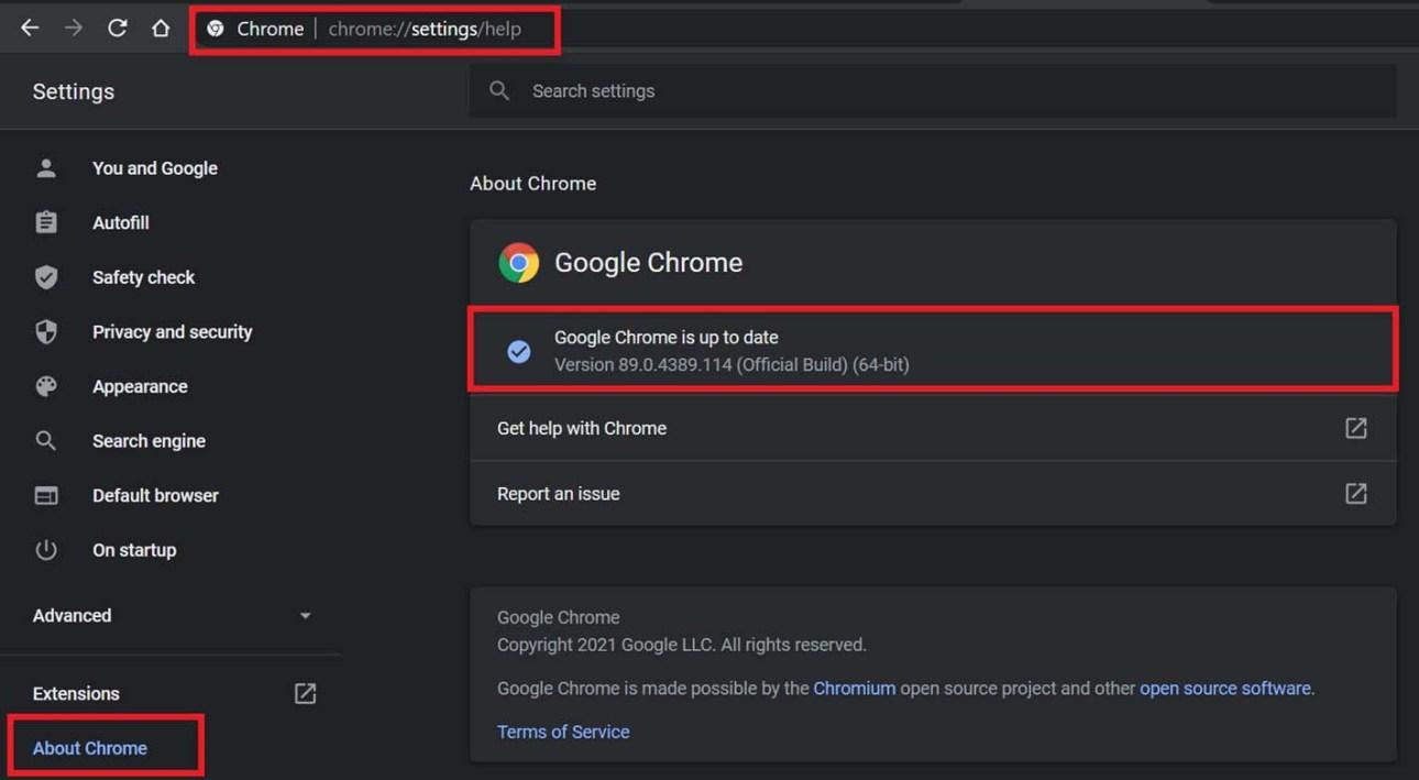 Обновите браузер Chrome и исправьте отсутствие звука в потоковой передаче Twitch