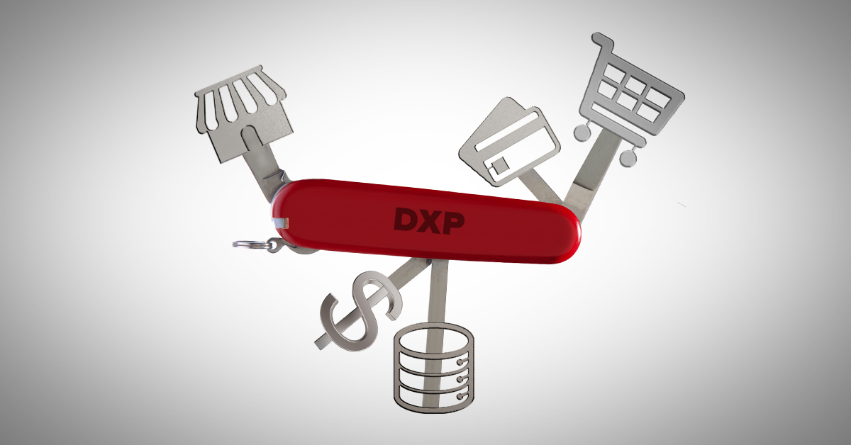 Swiss army knife DXP options