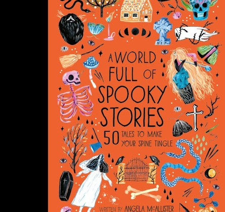Kids' book: A World Full of Spooky Stories