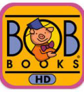 Bob's Books Reading Magic is a great reading app for preschoolers and kindergarteners.