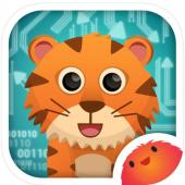 Hopster Coding Safari is a great pre-coding app for preschoolers!