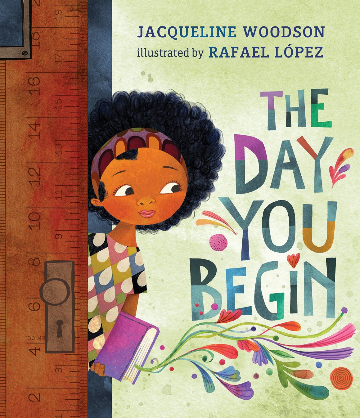 The Day You Begin is one of the best audiobooks for 5-year olds.
