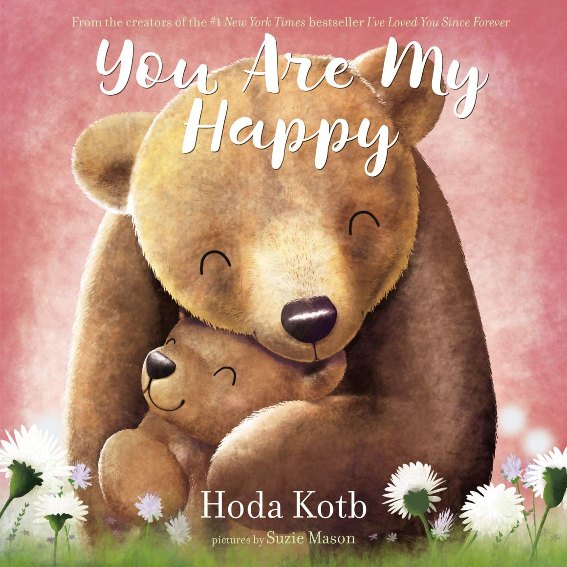 You Are My Happy is one of the best audiobooks for 5-year olds.