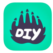DIY Creative Challenges is a great project app for kindergarteners.