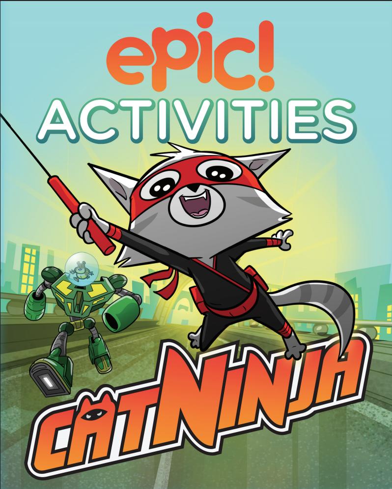 Epic Originals: Cat Ninja