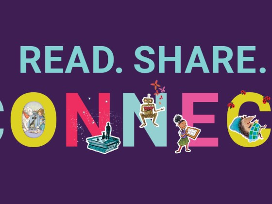 Read. Share. Connect.