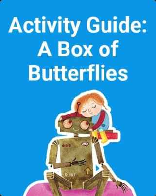 A Box of Butterflies Activity Book. Click to download!