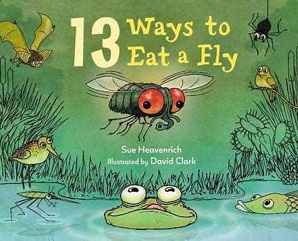 Best books for 6-Year-olds: 13 Ways to Eat a Fly