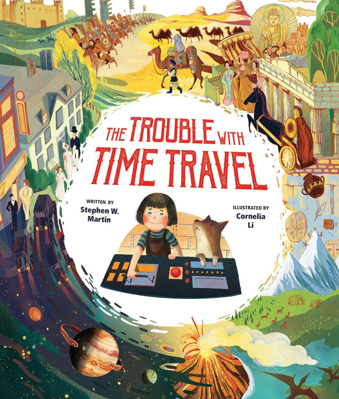 The Trouble with Time Travel