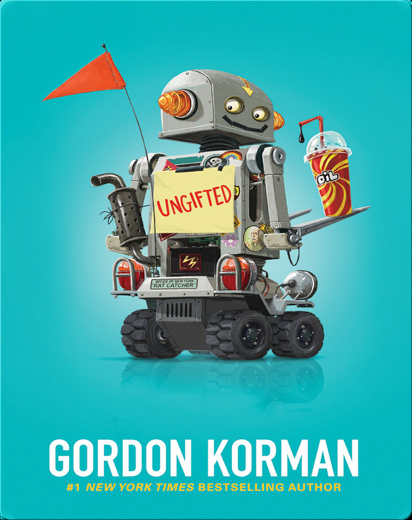 Best books for 6th graders: Ungifted