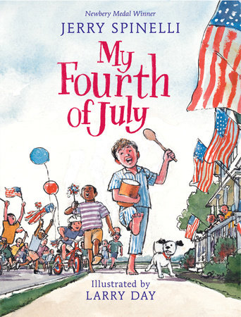 Best realistic fiction books for kids: My Fourth of July