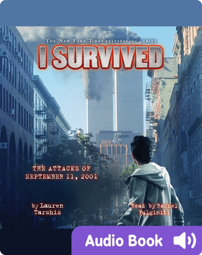 Are audiobooks as good as reading? I Survived #06- I Survived the Attacks of September 11, 2001