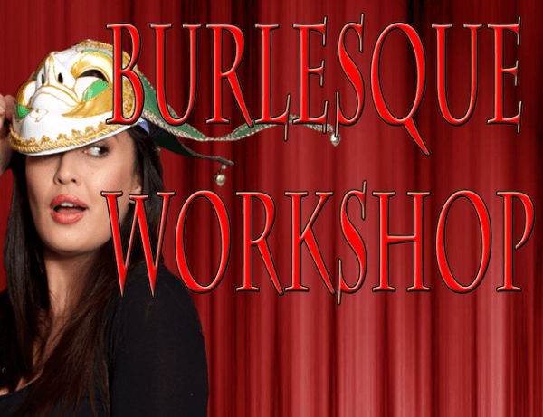 Burlesque Workshop Utrecht