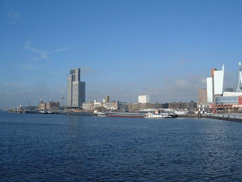 Floating & Walking Dinner Rotterdam