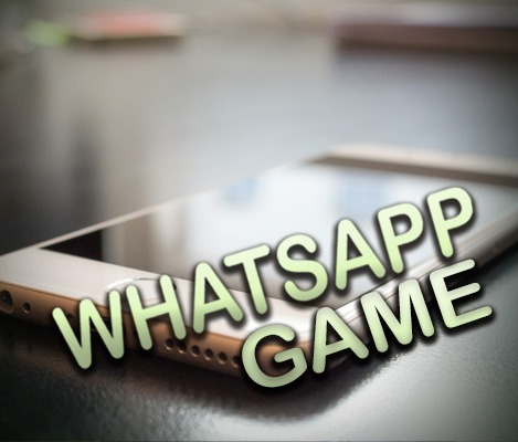 WhatsApp Game Den Haag