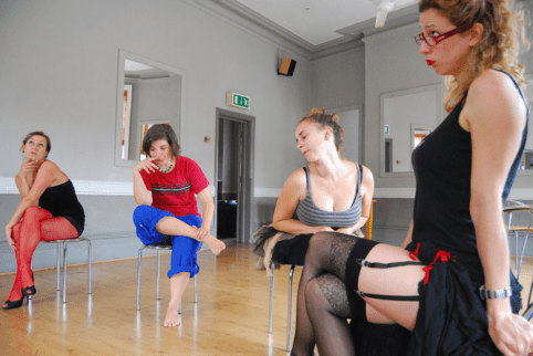 Workshop Moulin Rouge Dansen in Breda