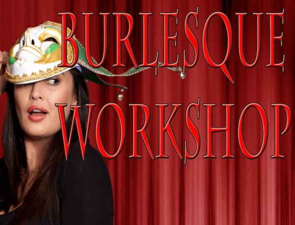 Workshop Burlesque Dansen in Nijmegen