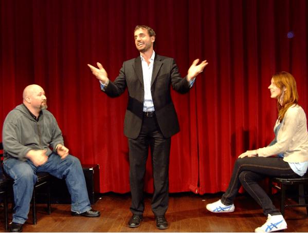 Comedy Workshop Leiden