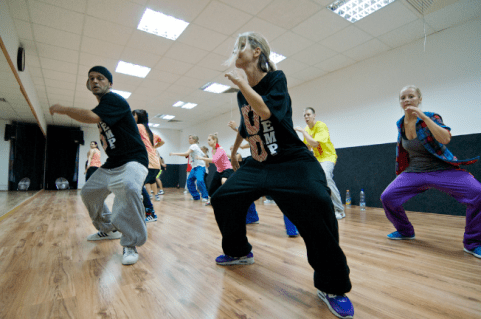 So You Think You Can Dance Workshop Rotterdam