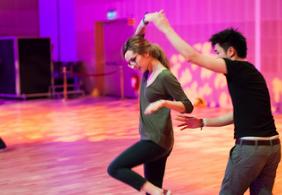 Workshop Dirty Dancing in Haarlem