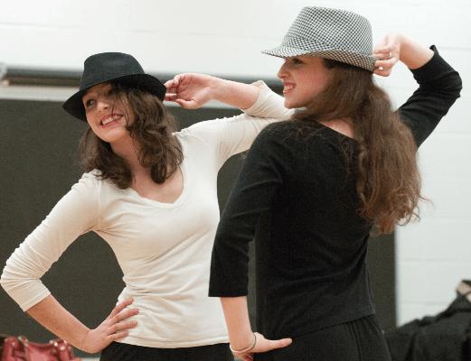 Workshop Musical Dansen Den Haag