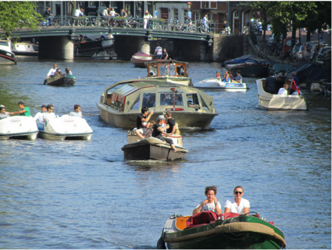 Cocktail Cruise Amsterdam