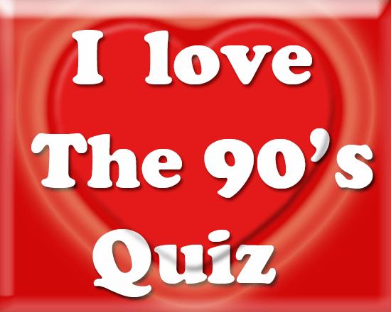 I love the 90's QuizDiner Amsterdam