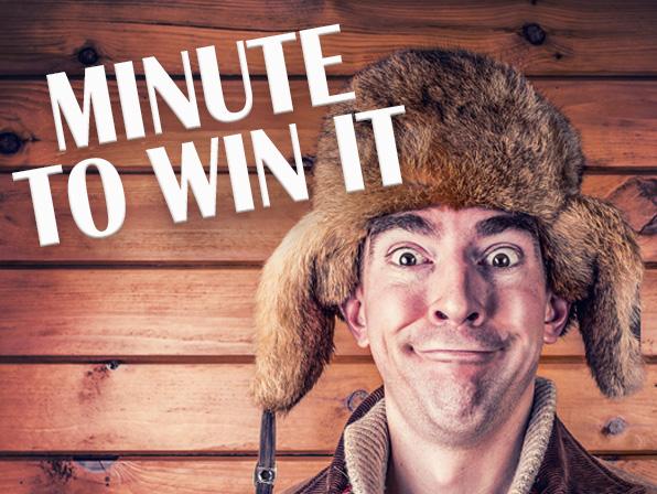 Minute to Win it Speldiner Breda