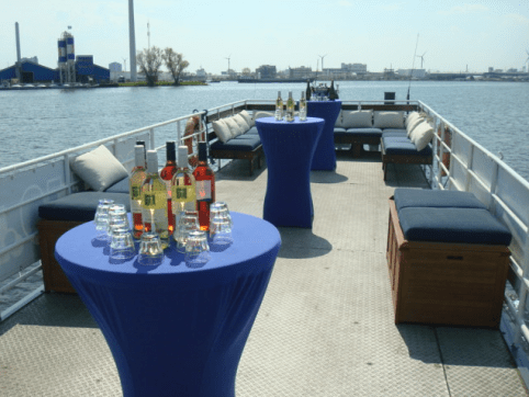 Party Boot Amsterdam. Feestboot Amsterdam