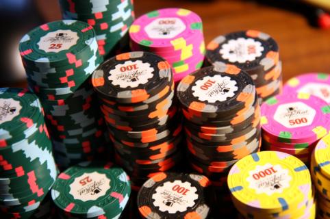 Pokerdiner in Haarlem