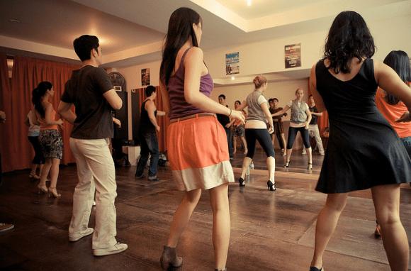 Workshop Salsa Dansen in Nijmegen