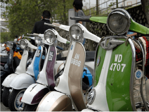 Scooter Challenge Amsterdam