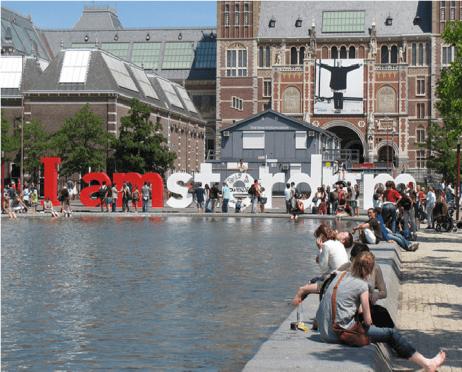 Tandemtour Amsterdam
