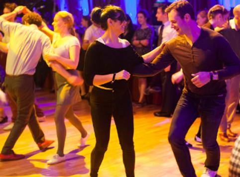 Workshop Disco Dansen Den Bosch