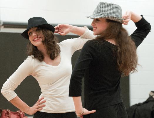 Workshop Musical Dansen Haarlem