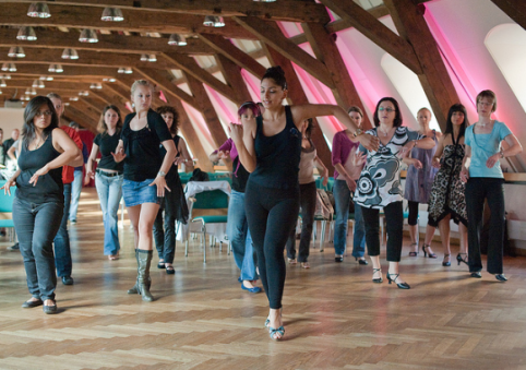 Salsa Workshop Den Haag