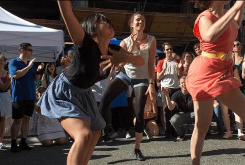 Workshop streetdance Rotterdam