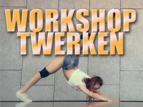 Workshop Twerken in Haarlem