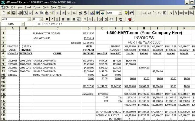 excel bookkeeping template 666